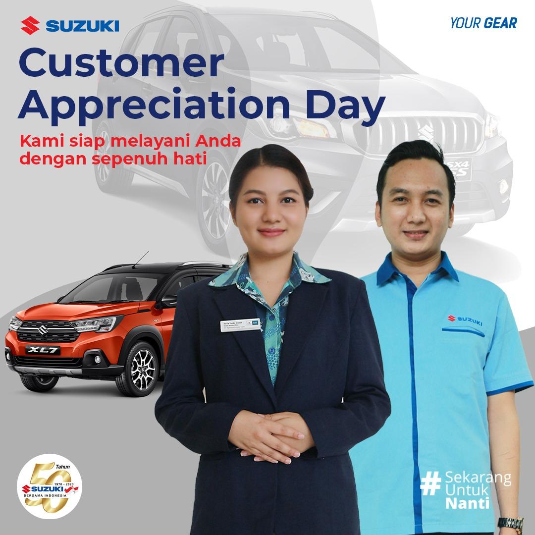 Sales Marketing Suzuki SBM Kupang Oeba