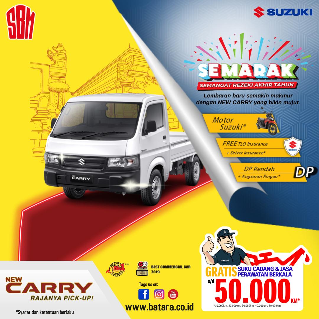 SEMARAK Suzuki Carry Pickup