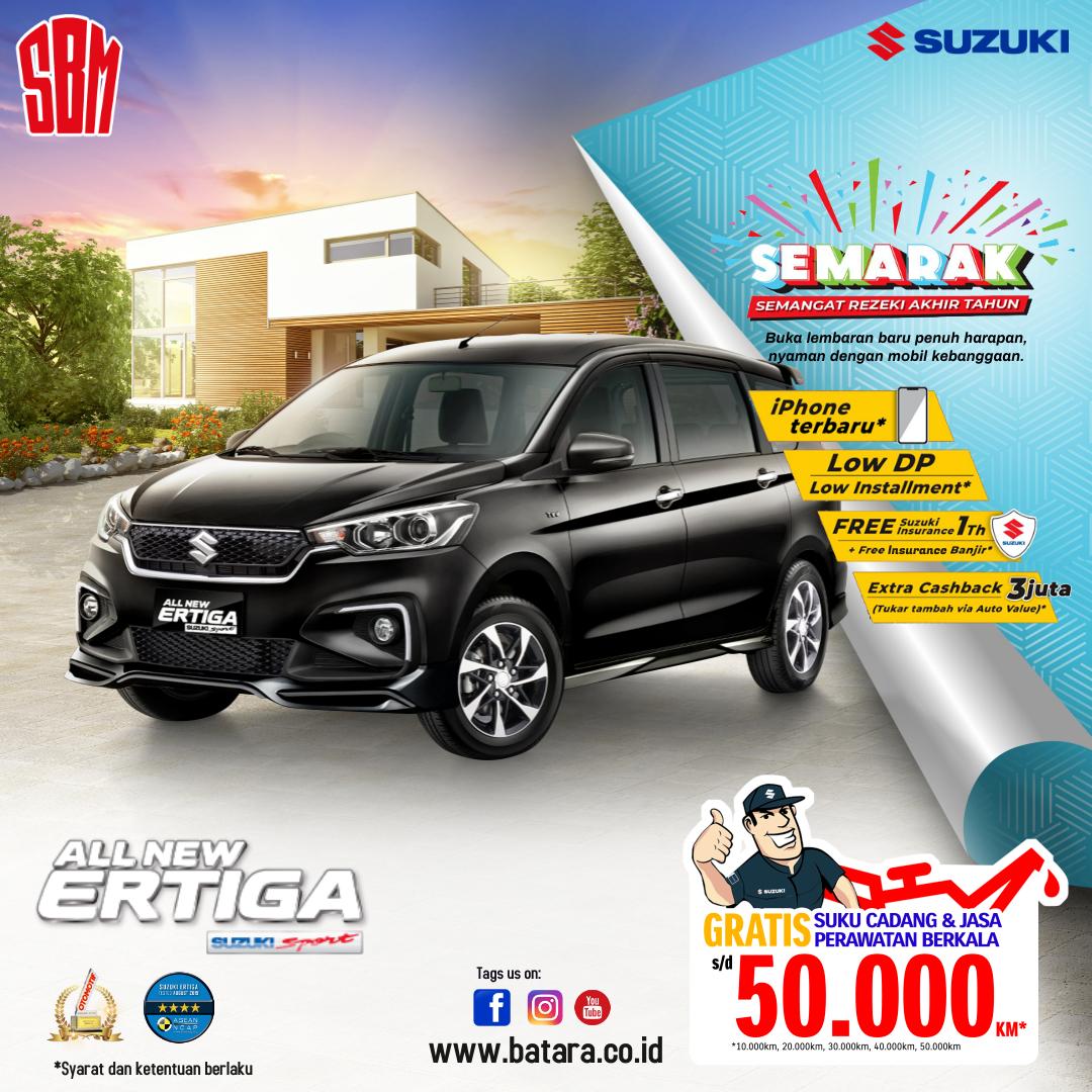 SEMARAK Suzuki Ertiga, SBM Kupang