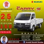 Wajah Baru New Carry Suzuki SBM