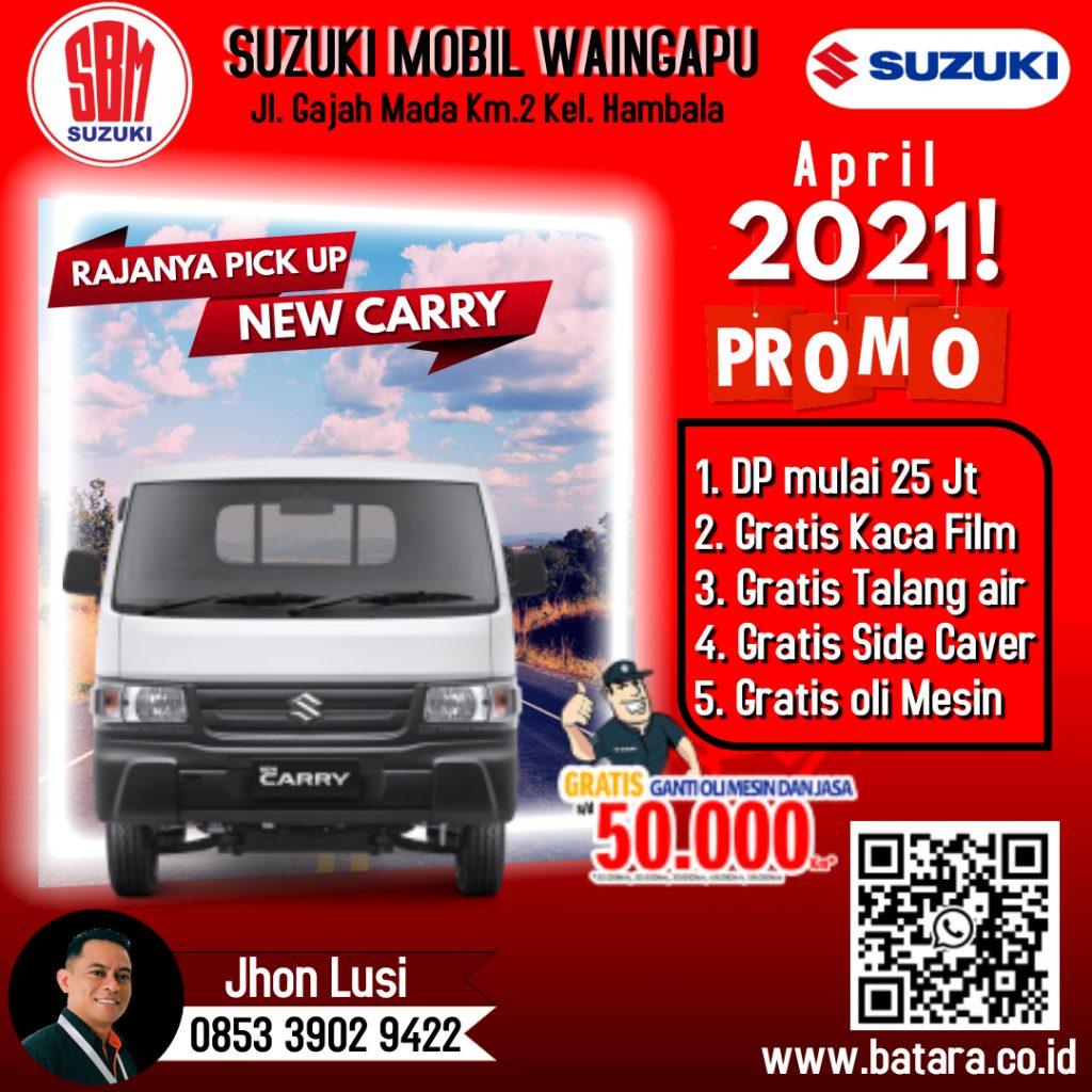 Hot Promo Bulan Ramadhan Suzuki SBM